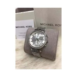 Michael Kors Silver Watch ✨